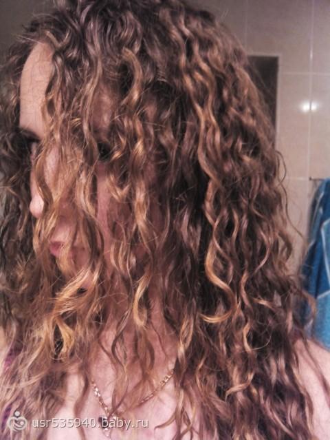 Биозавивка волос сделать дома