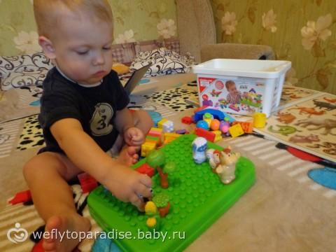 Игрушки ребенку 1 5 года