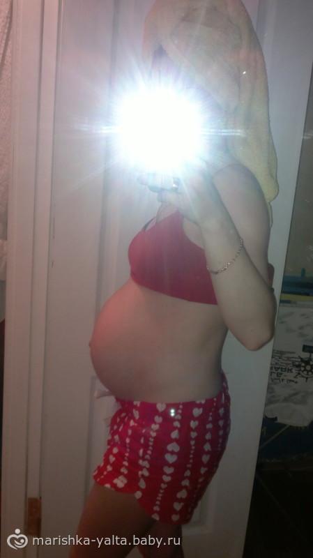 беременные фото животиков 6 месяцев