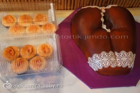 Рецепт торта интим