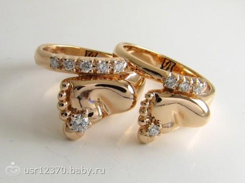 Кольцо в подарок от свекрови 761