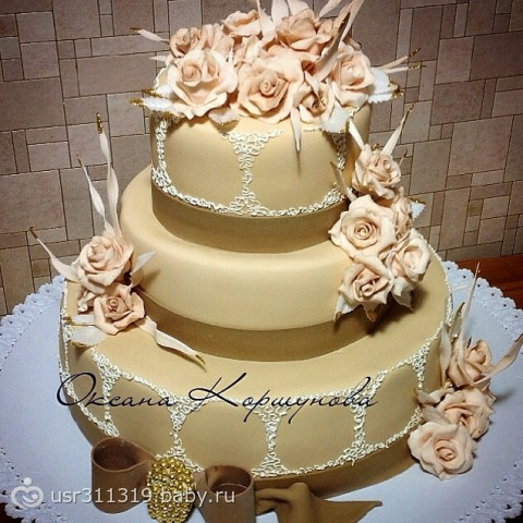 Торт краснодар свадебный