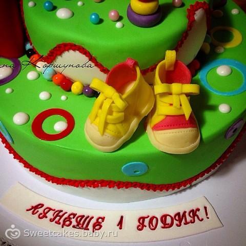 Торт в виде петуха фото 11