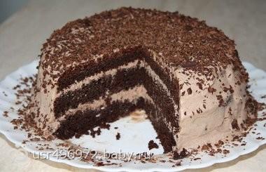 поль робсон торт рецепт с фото
