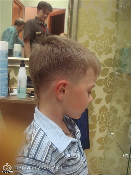 Торчащие волосы у мужчин на макушке