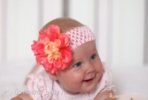 Фото повязок на голову ребенку