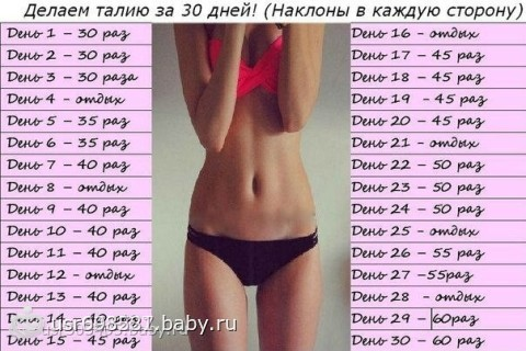 как быстро убрать живот похудеть