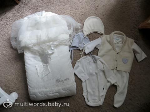 В чем же выписывать малыша в конце октября начале. - БэбиБлог