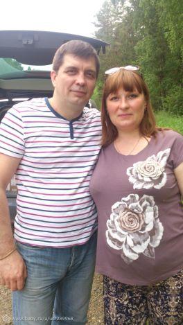 С любимым мужем